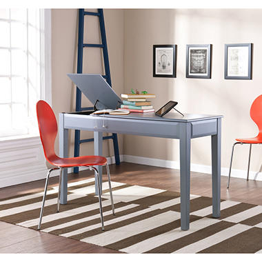 Holly & Martin Uphove Desk and Conbie 2pc Chairs