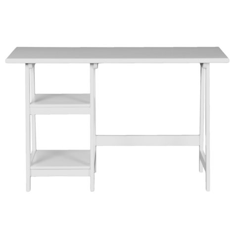 Craft Room Table - White