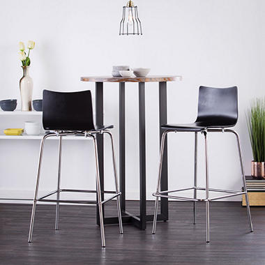 Holly & Martin Blence 2-Piece Barstool Set (Assorted Colors)