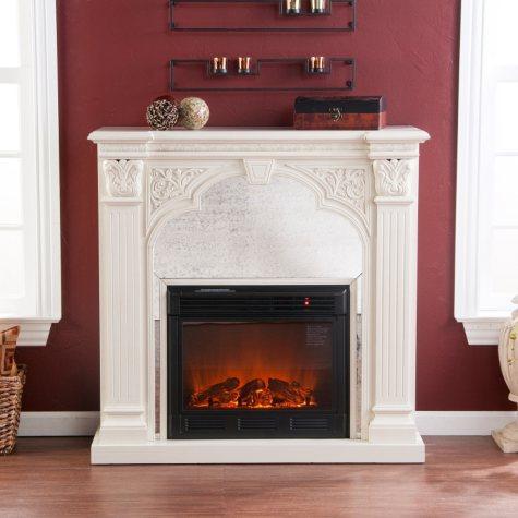 Monaco Electric Fireplace