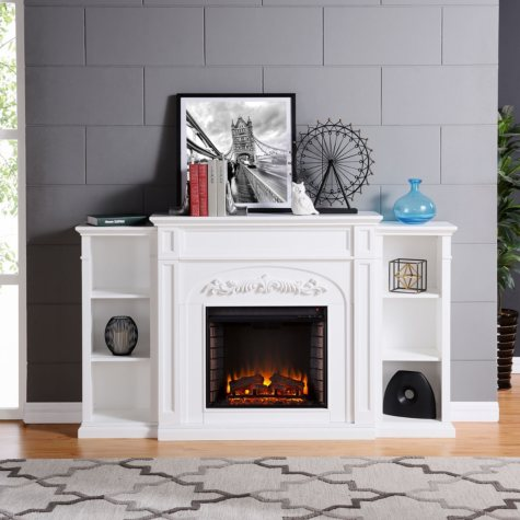 Charis Electric Fireplace