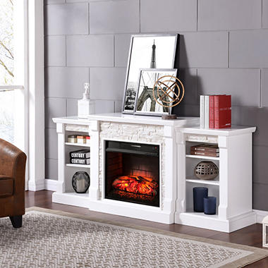 Gideon Infrared Fireplace
