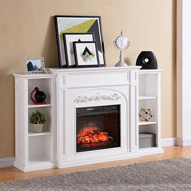 Charis Infrared Fireplace Sam S Club