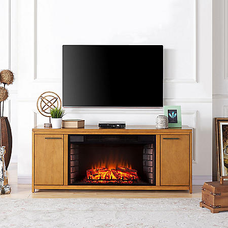 Laster Electric Fireplace