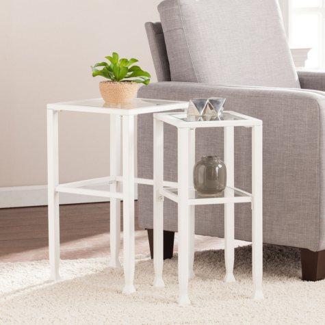 Bakerton 2-Piece Nesting Table Set