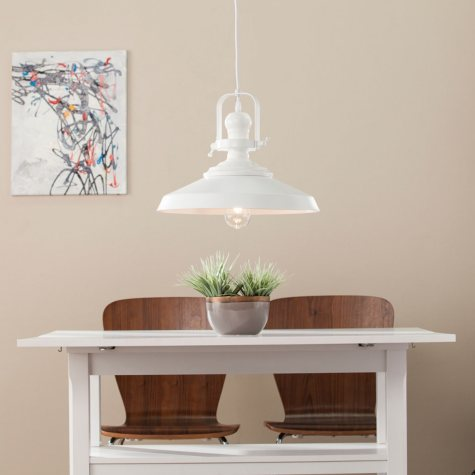 SEI Haughtley Industrial Pendant Lamp