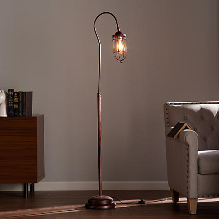 Zeke Accent Floor Lamp