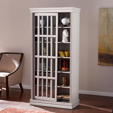 Sandra Sliding Door Curio