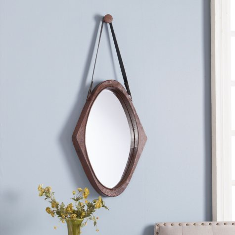 Abigail Oval Mirror