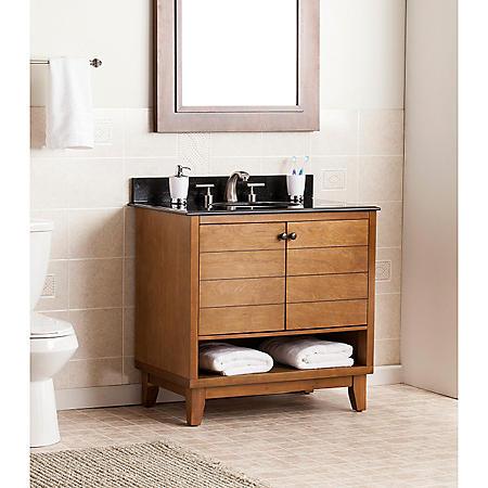 Southern Enterprises Wilson Vanity Sink w/ Granite Top
