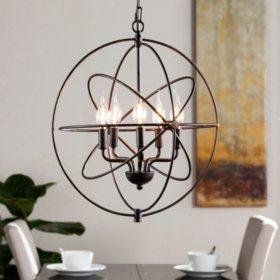 Auriga Globe Pendant Lamp