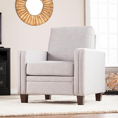 Lovell Accent Chair, Dove Gray