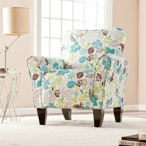Florence Accent Chair, Floral