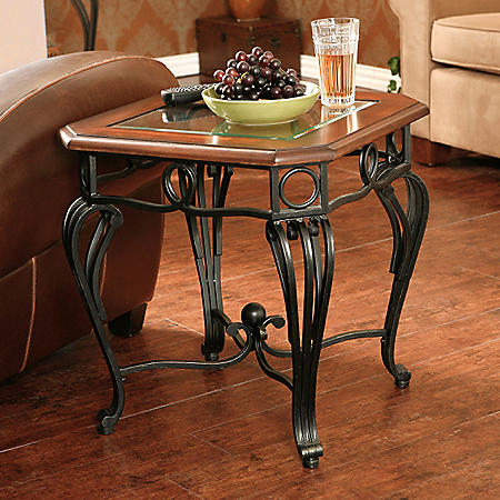 Florin End Table