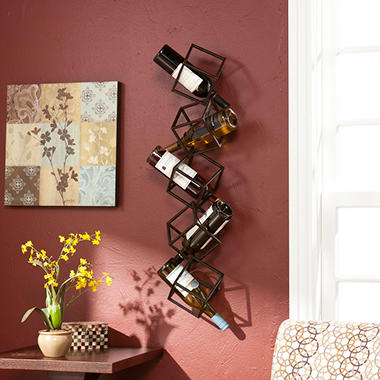 Hanlon Wall Mount Wine Storage Unit