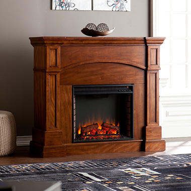 Randolph Convertible Electric Fireplace