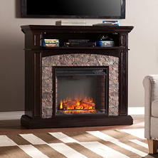 Merveilleux Hastings Electric Fireplace Media Console