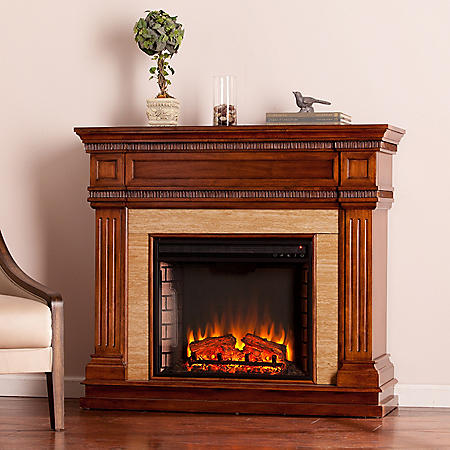 Lakehurst Electric Fireplace