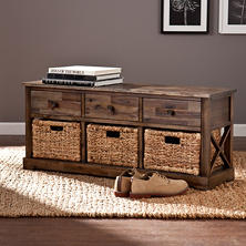 Timmons Storage Bench