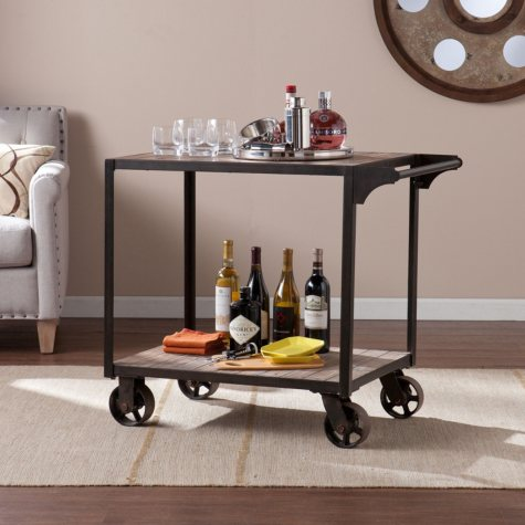 Tucker Bar Cart