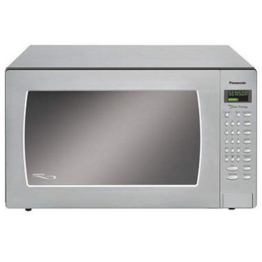 panasonic stainless steel microwave 22 cu ft