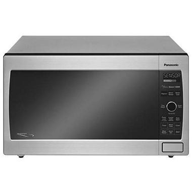 Panasonic Stainless Steel Microwave 1 2 Cu Ft
