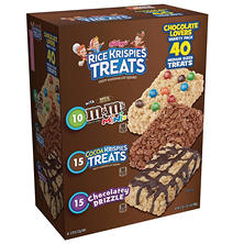 Kellogg's Rice Krispies Treats, Variety (40 ct.)