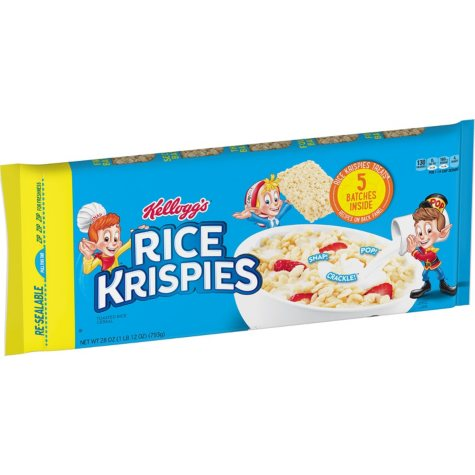 Kellog's Rice Krispies Cereal (5 bags)