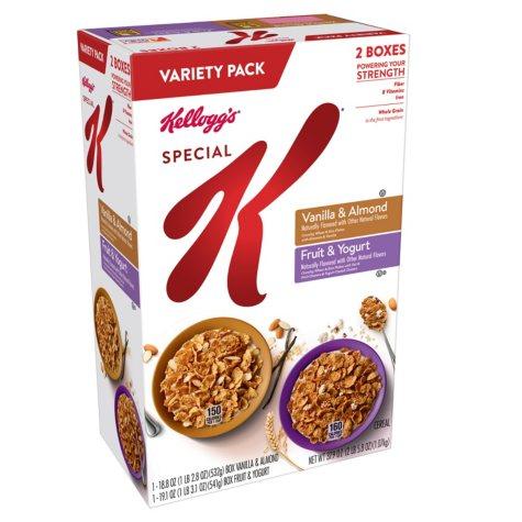 Special K Variety Pack (37.9 oz.)