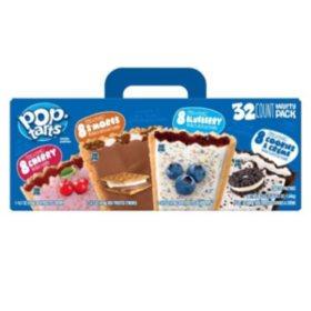 Pop Tarts Variety Pack (32 ct.)