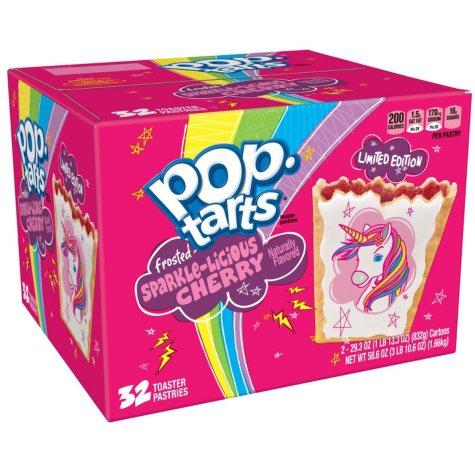 Kellogg's Unicorn Pop Tarts (32 ct.)