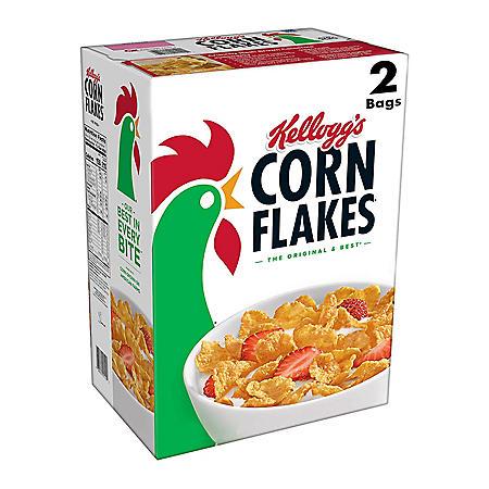 Kellogg's Corn Flakes (43 oz.)