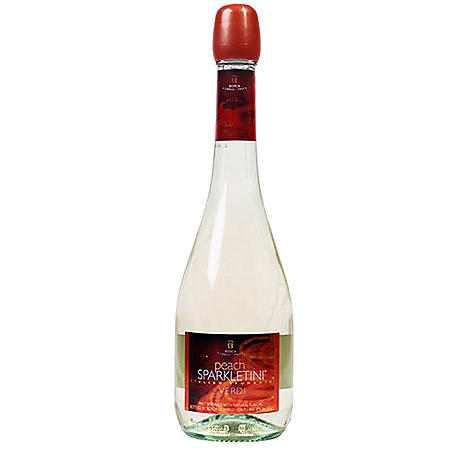 Verdi Peach Sparkletini (750 ml)
