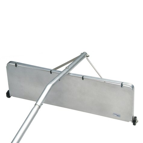 "Garelick 16' ""Snow Trap"" Roof Snow Rake w/ 24"" x 7"" Blade"