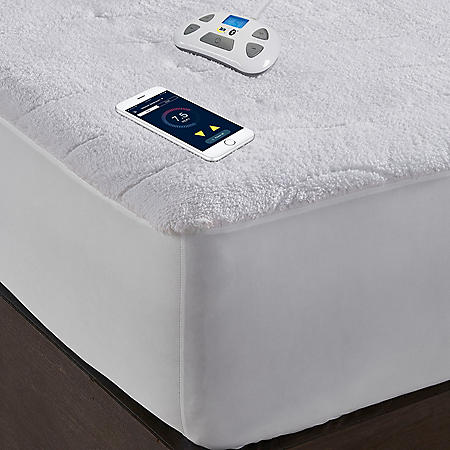 Serta Perfect Sleeper Bluetooth Wireless Heated Mattress Pad (Various Sizes)