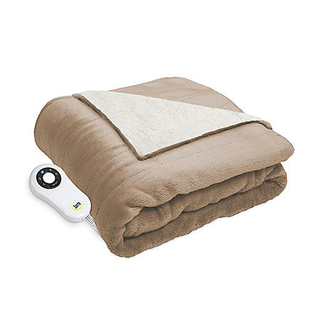 Serta Perfect Sleeper Heated Throw