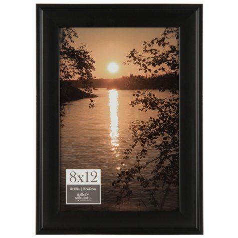 8 x 12 Photo Frame, Black