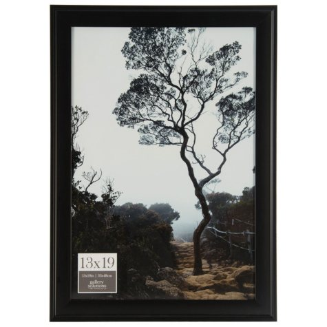 13 x 19 Digital Photo Frame, Black