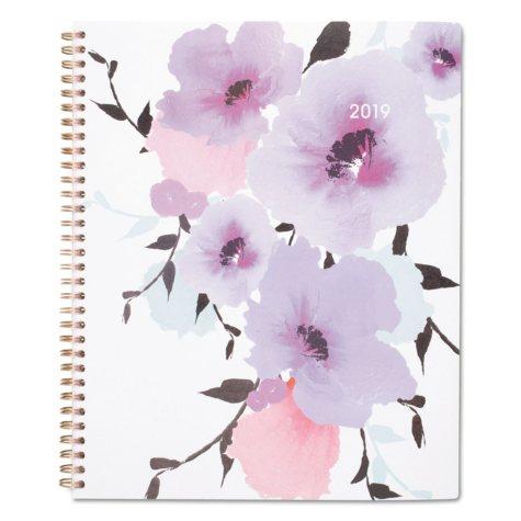 "Cambridge Mina Weekly/Monthly Planner, 8 1/2"" x 11"", 2019"