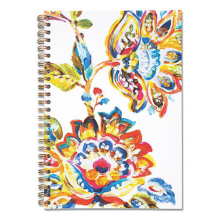 """Cambridge Hannah Weekly/Monthly Planner, 8 1/2"""" x 5 1/2"""", 2020"""