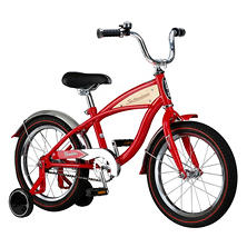 "Kids' 16"" Red Schwinn Roadster Bicycle"