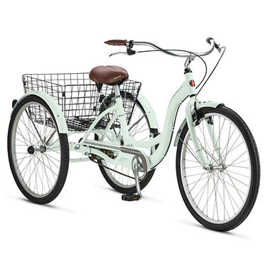 Schwinn Meridian 26 Adult Tricycle Various Colors Sam S Club