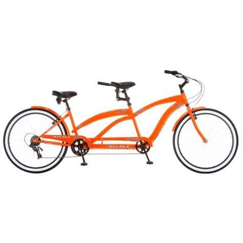 """Kulana Lua 7 Tandem Bike, 26"""" Wheels"""