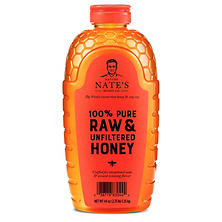 Nature Nate's 100% Pure Raw & Unfiltered Honey (44 oz.)