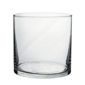 "5"" x 5"" Cylinder - Crystal (12 ct.)"