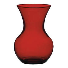 "7"" Sweetheart Vase, Choose Your Color (12 ct.)"