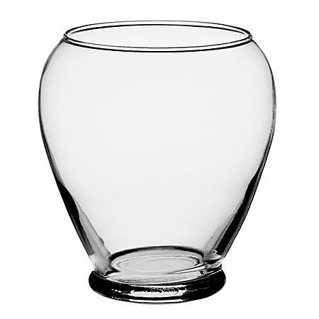 """5 3/4"""" Serenity Vase - Crystal (12 ct. )"""