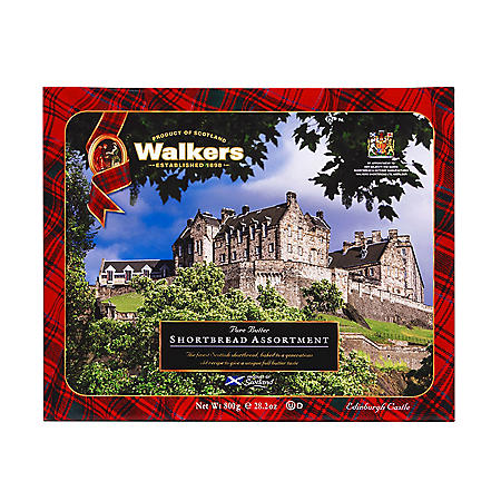 Walkers Pure Butter Shortbread Assortment (28.2 oz.)