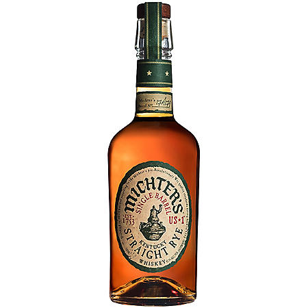 Michter's Kentucky Straight Rye Whiskey (750 ml)