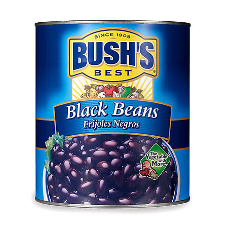 Bush's Black Beans (108 oz.)
